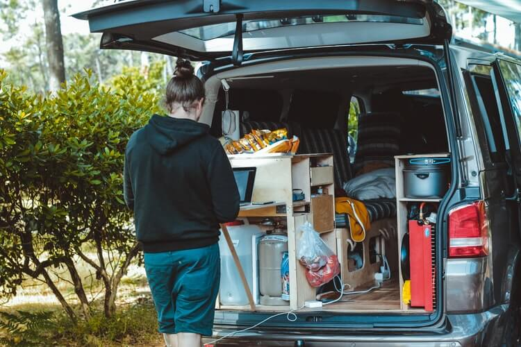 what need to know for van life living - car insurance philippines